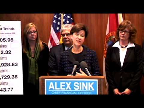 Business Knows Best: CFO Alex Sink Saves $12 Million in Risk Management