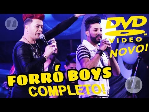 Forró Boys DVD COMPLETO! Uma Nova História Ao Vivo Em Formosa GO
