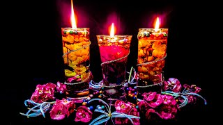 HOW TO MAKE WAṪER CANDLES AT HOME | DIWALI DECORATION IDEAS | FLOATING CANDLES | MAKING WATER CANDLE