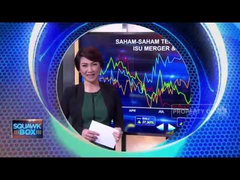 "Musim ""Kawin"" Bank-Bank Indonesia"