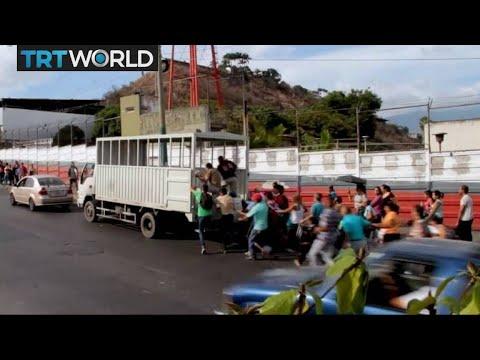 Venezuela on the Edge: Economic crisis causing vehicle 'cannibalism'
