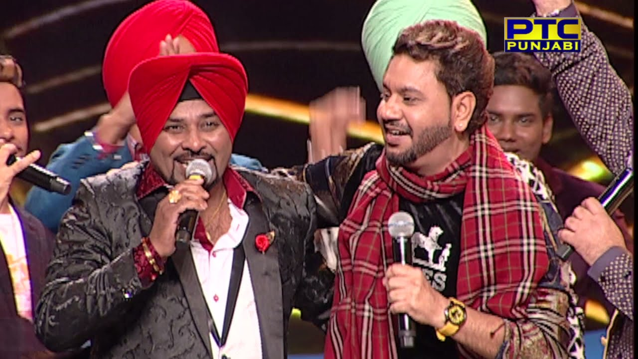 Lehmber Hussainpuri | Semi Final Round 02 | Voice Of Punjab Season 7 | Full  Episode | PTC Punjabi