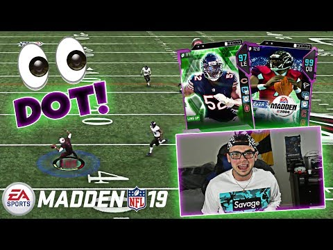 THE BEST CARD IN MADDEN HISTORY! 99 GHOST OF FOREVER MIKE VICK! Madden 19 Ultimate Team Gameplay