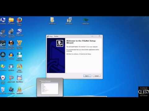 MTK65xx USB VCOM Drivers Manual Installation On Windows PC