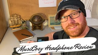 MusiCozy Bluetooth Headphones Review