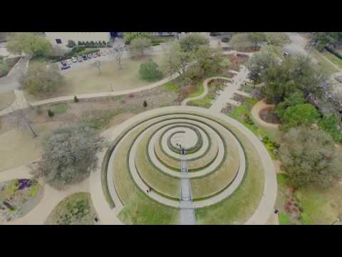 Greater Houston Drone Visual