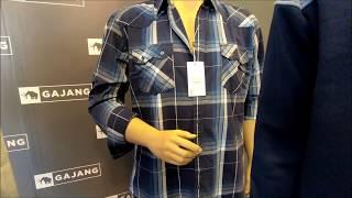 Gajang Inverno Masculino Em Camiseta Camisas Polos E Jaquetas
