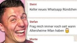 Die neue WhatsApp Gruppe! der FIFA YouTuber.