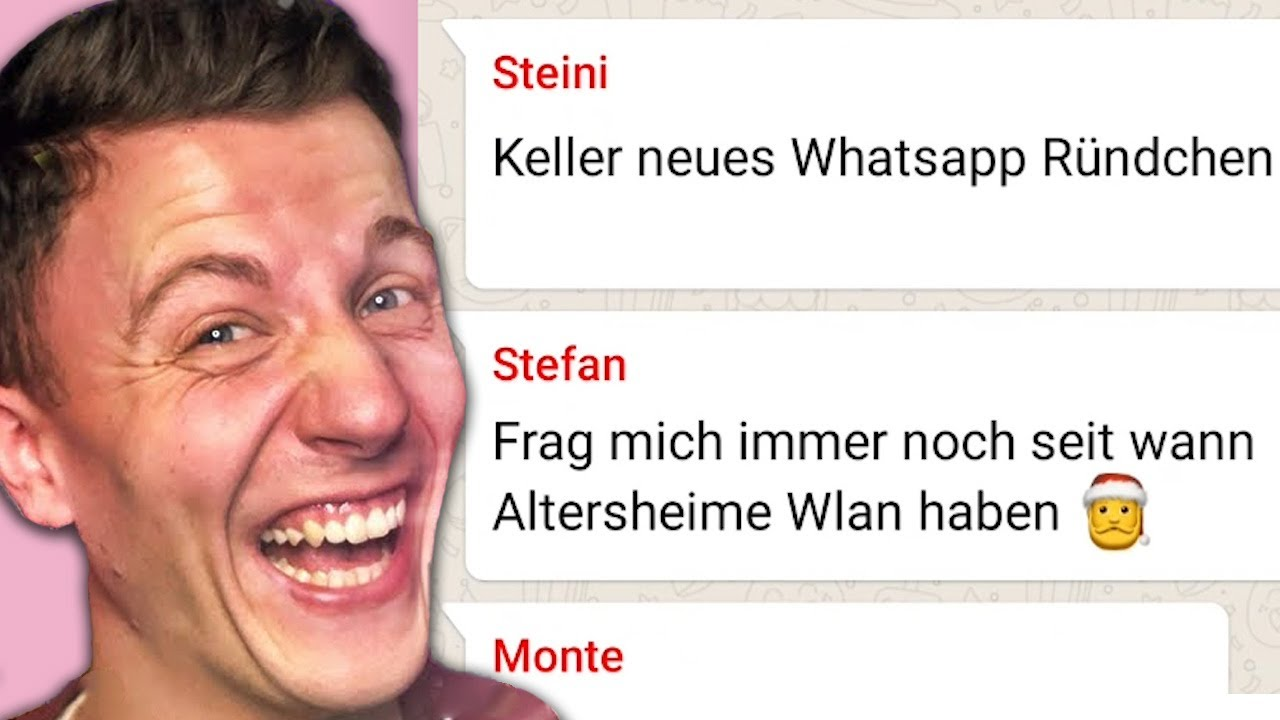 Die neue WhatsApp Gruppe! der FIFA YouTuber..