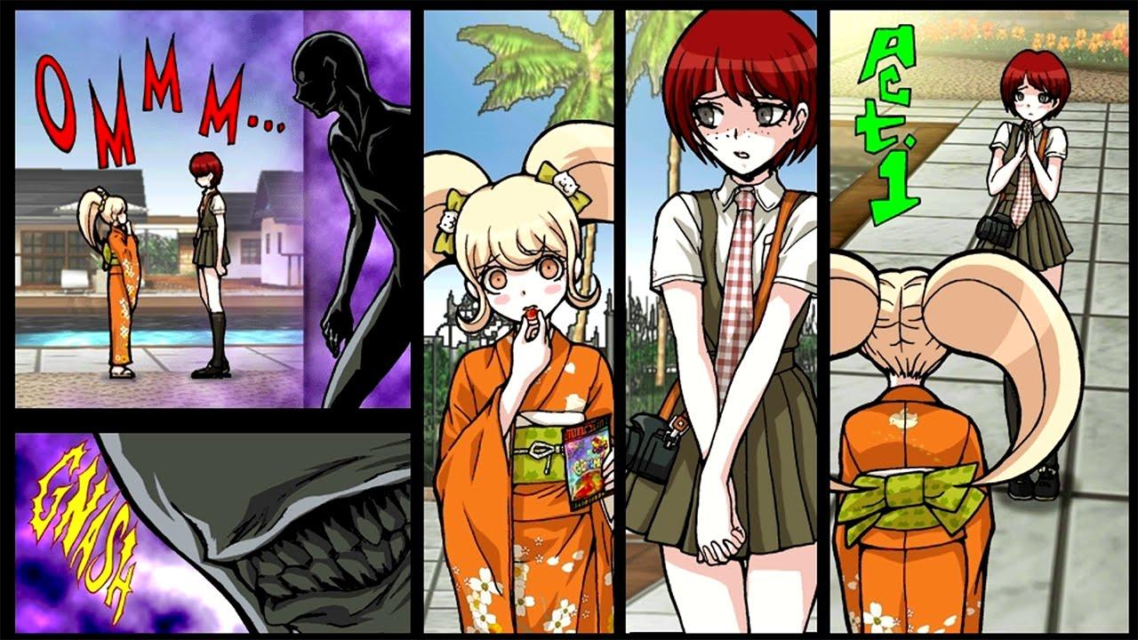 [PS Vita] Danganronpa 2: Goodbye Despair - Chapter 2: Sea and Punishment  (Class Trial)
