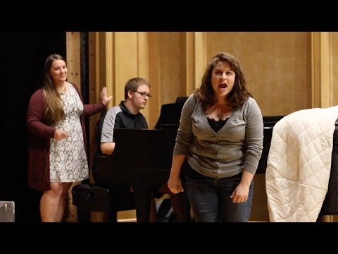 Grad Student Presents First Student-composed Opera To Be Performed At UD