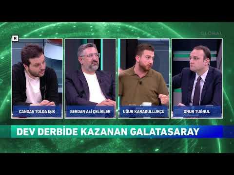 Derbiyi Galatasaray Kazandı, Fenerbahçe Uzatmada Galip, Akıllardaki Tek Soru; Şampiyon Kim Olacak?