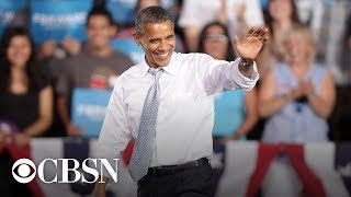 Watch Live: Barack Obama campaigns for Democrats today in Milwaukee, WI thumbnail