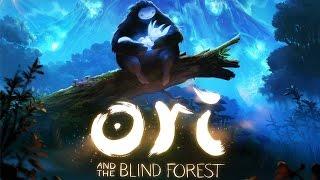 Обзор игры Ori and the Blind Forest #6 (Тумнный лес. Печать Гумон)