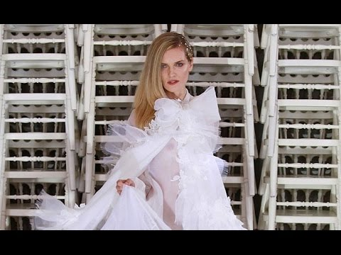 Alexis Mabille | Haute Couture Spring Summer 2016 Full Show | Exclusive