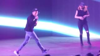 HD Chris Brown - FINE CHINA [PARIS BERCY] One Hell of a Night Tour 2016