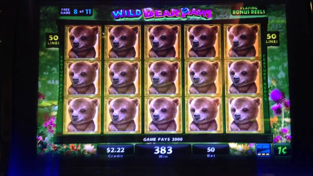 Wild bears slot how to recover from gambling addiction