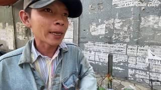 Sắp giao thừa, anh Phúc bán hoa Tết ở SG xúc động nhận sự gi.úp đ.ỡ của MTQ