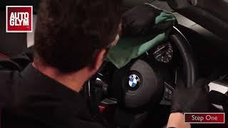 Ako čistiť kožený volant s Autoglymom