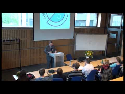 Norman Davies - Global Polish Studies - lecture 1 HD, Krakow, Poland