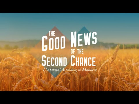 Good News Grows – Matthew 3:1-12