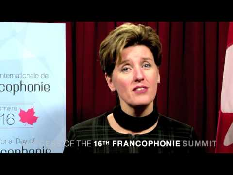 To Francophones, Francophiles and Franco-Curious - A word from Minister Bibeau