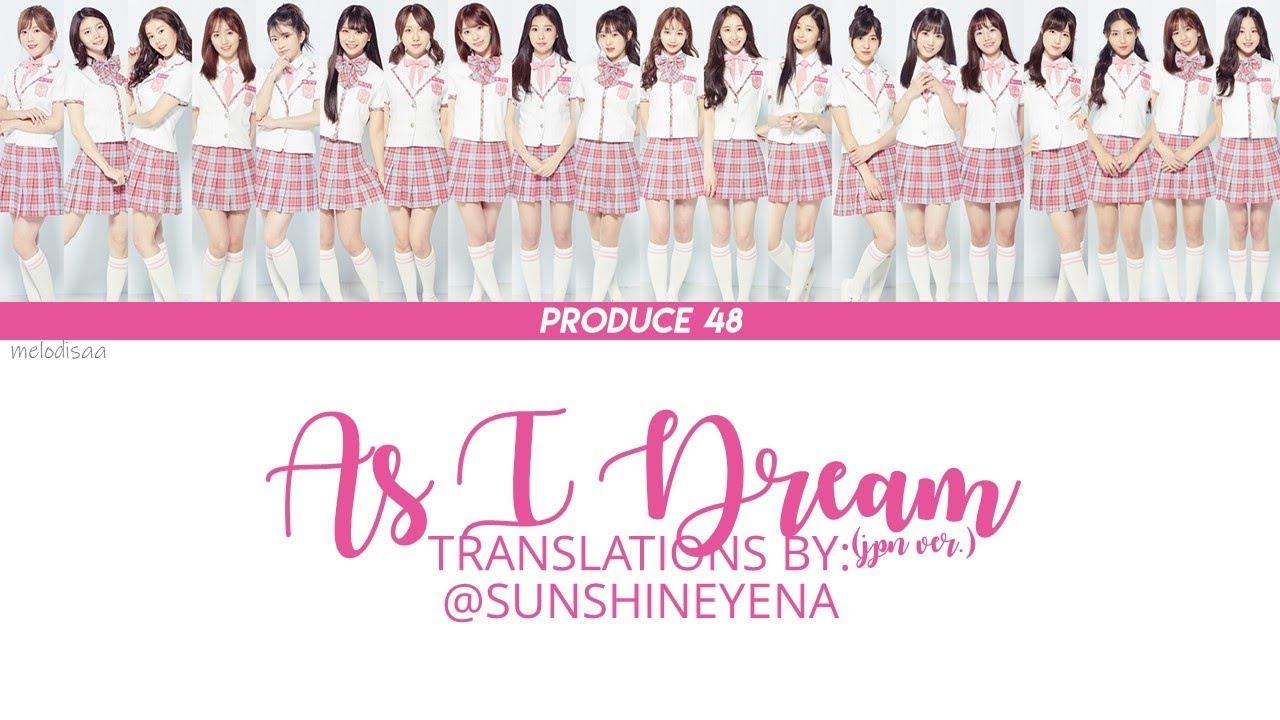 [ROM|ENG] Produce48 -