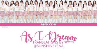 Disclaimer: i don't own any of the clips, audio and pictures used for this video. all rights belong to mnet, produce48 trainees involved. translation...