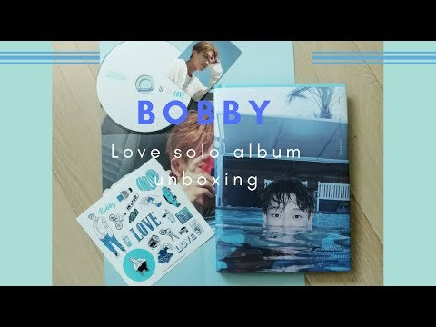 Bobby Love And Fall Unboxing