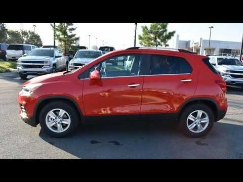 Trax 2017 Red