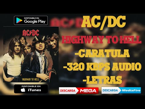 AC/DC - Highway To Hell (320 Kbps Audio HQ) | MEGA & Mediafire Download