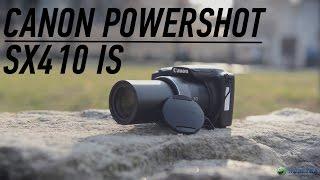 Canon PowerShot SX410 IS: обзор фотоаппарата(Цена и наличие: http://rozetka.com.ua/canon_powershot_sx410_is_black_of/p2373037/ Видеообзор Canon PowerShot SX410 IS Смотреть обзоры других ..., 2015-04-07T16:05:14.000Z)