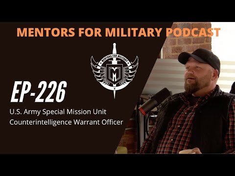 EP-226   US Army Special Mission Unit Counterintelligence