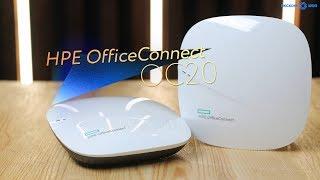 Розыгрыш точки доступа HPE OC20 и обзор в 4K