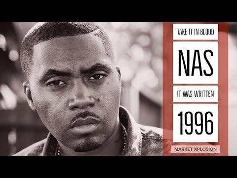 Nas- Take It In Blood (Video)