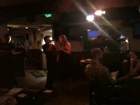Karaoke night @ the Happy Ending- west Hollywood with one G