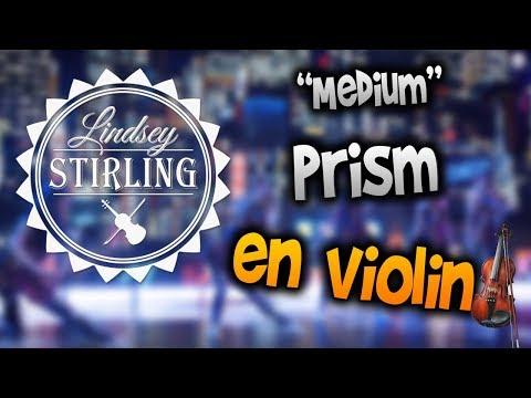 Lindsey Stirling - Prism En Violín|How To Play,Tutorial,Tab,sheet Music,Como Tocar|Manukesman