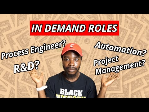 In Demand Chemical Engineering Roles Explained
