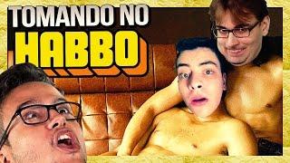 TOMANDO NO HABBO || Jogando com Damiani ft. BRKsEdu & Drezzy