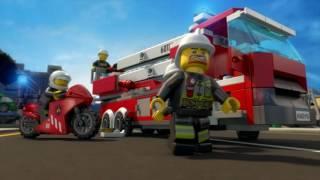 レゴ シティ 全員出動!消火にむかえ! ミニアニメ