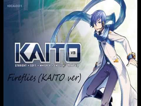 Fireflies [Updated KAITO V3 English Cover]