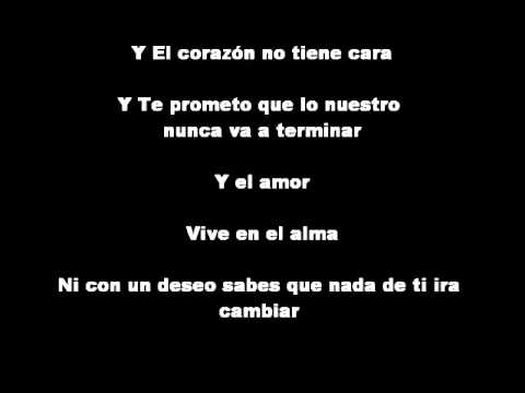 Prince Royce  Corazon Sin Cara Lyrics