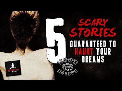 5 Scary Stories to Tell in the Dark Compilation ― Hood Horror Volume 1 ASMR Creepypasta Stories 2019