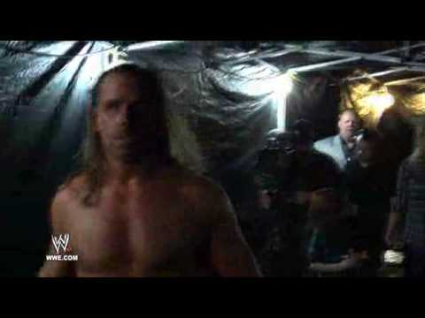 Shawn Michaels Is Greeted Backstage After His Loss To The Undertaker Download