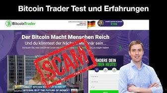 Ist Bitcoin Trader Betrug? (Erfahrungen und Test) ❌
