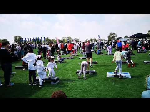 Celebration National Sport Day - Doha Qatar