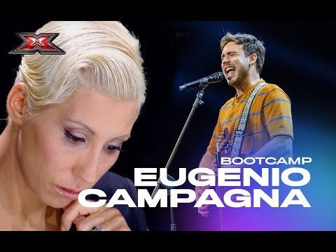 "Eugenio Campagna Commuove Malika Ayane Con ""En E Xanax"" Di Samuele Bersani | Bootcamp 2"