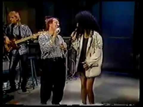 Sonny & Cher - I Got You Babe - The David Letterman Show - 1987