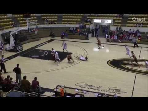 Austin Anderson Senior Basketball Highlights Northern Heights High School