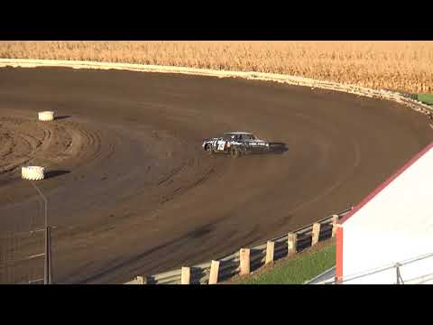 Night 2 Fall Extravaganza 2017 Hobby Stock Heat Lee County Speedway 10/8/17